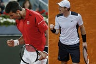 Andy Murray le puso el freno a Nadal y definirá el título en Madrid ante Novak Djokovic