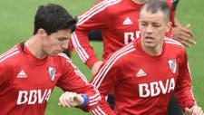 Nacho Fernández y D''Alessandro, los generadores del fútbol de River