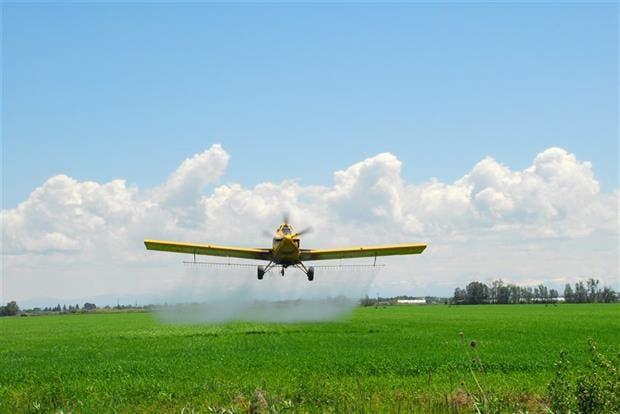 En San Antonio de Areco ya no se podrá usar aviones para fumigar