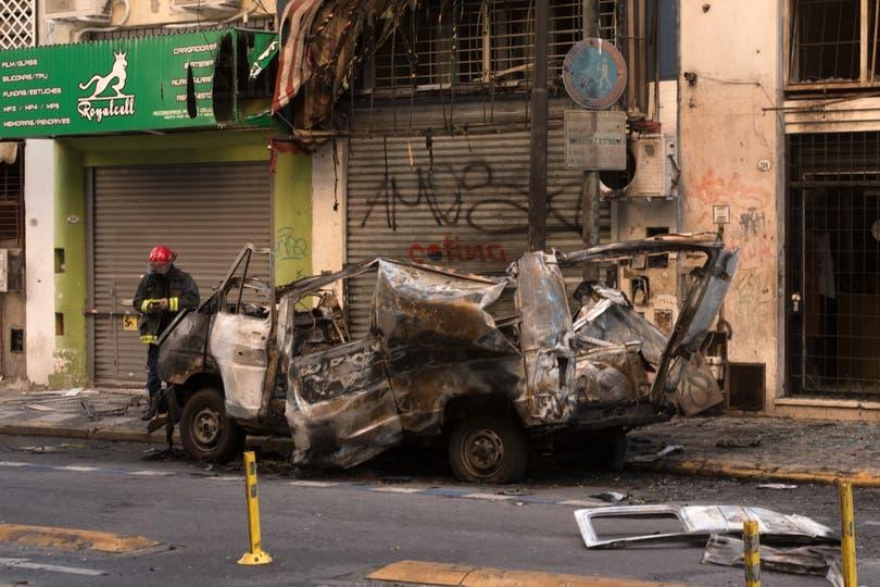 La explosión de un vehículo, incrementa el hermetismo en cercanías al Congreso