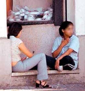 La prostitución infantil, a la vista de todos en la zona roja de La Plata