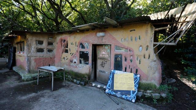 """Los """"aldeanos"""" aseguran que alumnos de la UBA participan de las actividades"""
