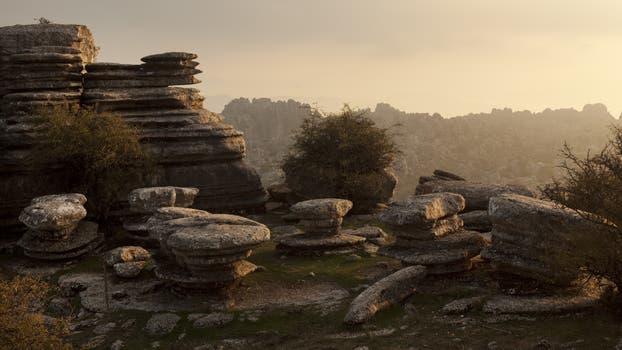 Antequera Dolmens Site. La Unesco estudia incluir en su inventario algunos bienes cultural del mundo. Foto: Sitio oficial de la Unesco