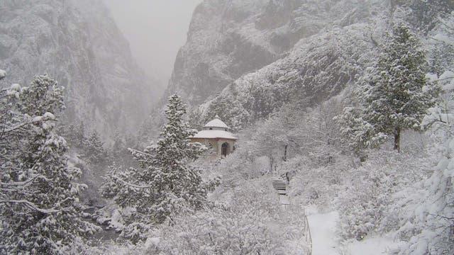 Western Tien-Shan. La Unesco estudia incluir en su inventario bienes culturales para proteger.. Foto: Sitio oficial Unesco