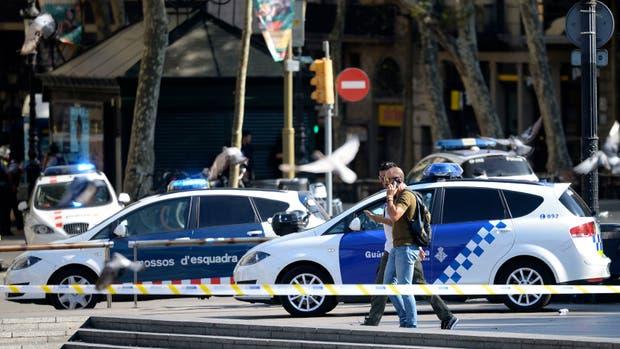 Argentina expresa profunda conmoción por atentado en Barcelona