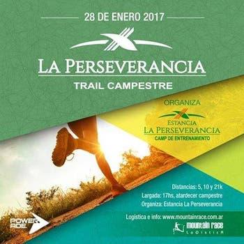 Trail Campestre, en Santa Rosa de Calamuchita, Córdoba. Foto: LA NACION