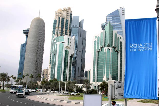 La Cumbre de la ONU sobre el Cambio Climático, en Qatar