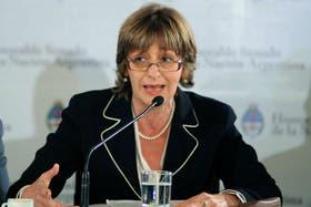 Gils Carbó anunció una reforma en la designación de fiscales