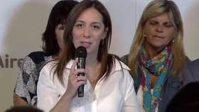 Vidal reiteró sus críticas a los gremialistas docentes