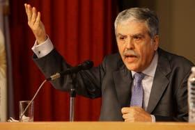 El ministro de Planificación, Julio De Vido, justificó el récord en el consumo eléctrico