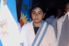 Víctor Feletto, el alumno que tomó la trágica decisión