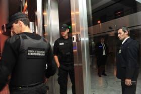 El viernes pasado, la Justicia allanó las oficinas de la financiera SGI en Puerto Madero