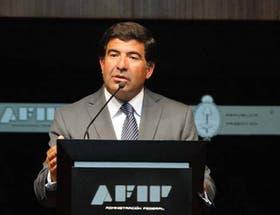El titular de la AFIP, Ricardo Echegaray, indicó que fue el mejor febrero de la historia