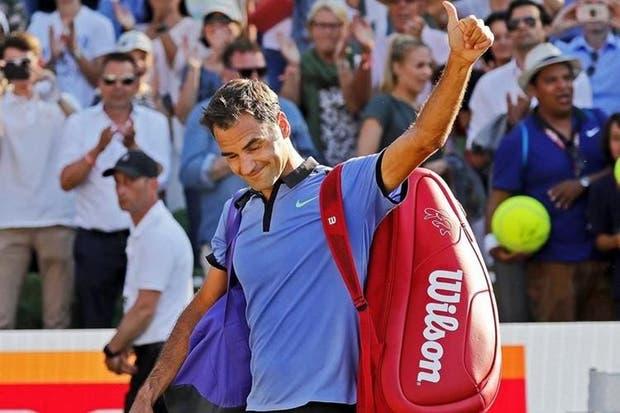 Federer se ilusiona con volver a tener su mejor tenis en Wimbledon
