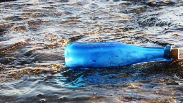 """Criag Sullivan se inspiró en la canción de The Police, """"Message in a Bottle""""."""
