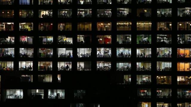 Menos horas de trabajo equivale a menos gasto de energía.