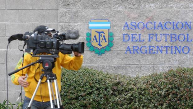 La AFA y la TV