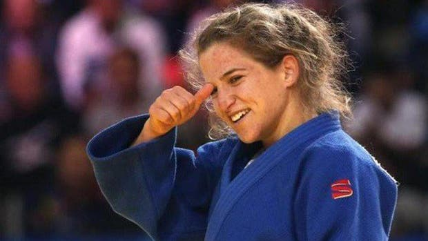 Pareto, medalla de bronce en Grand Slam de Abu Dhabi — Orgullo argentino