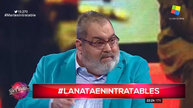 Lanata dijo que Macri no quiso que Cristina Fernández fuese presa
