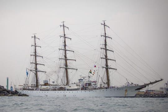 Resultado de imagen de Imagenes de la Fragata Libertad