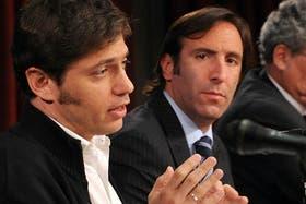 La reunión contará con la presencia de los números uno y dos del Ministerio de Economía, Hernán Lorenzino y Axel Kicillof
