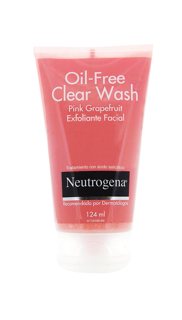 Oil Free Clear Wash, de Neutrogena