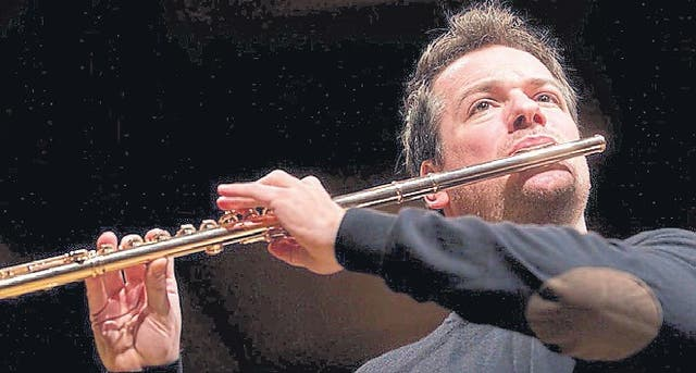 Emmanuel Pahud, un flautista virtuoso