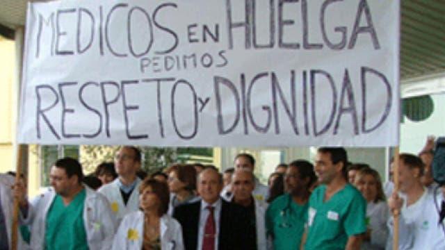 Médicos bonaerenses