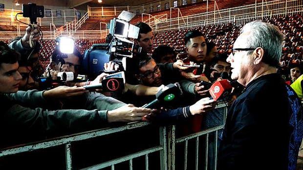 Julio Velasco de cara a la final ante Venezuela
