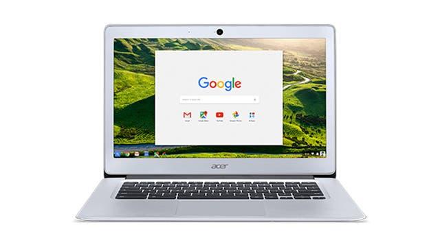 Acer Chromebook 14, con diseño de aluminio, es el equipo de gama media de la compañía taiwanesa