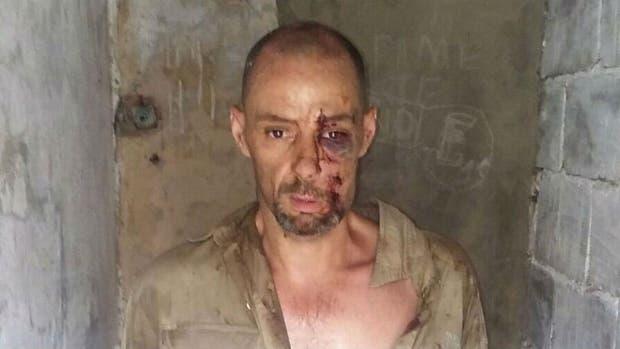 Martín Lanatta fue capturado esta mañana
