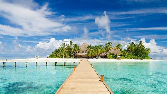 Mirihi Island Resort, en Maldivas