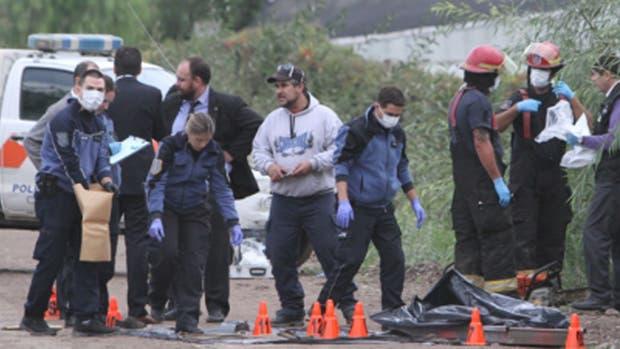Dos mujeres fueron halladas muertas en 48 horas y sospechan de sus parejas