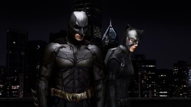 La nueva aventura de Batman
