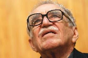 García Marquez ya no escribirá más según su hermano Jaime