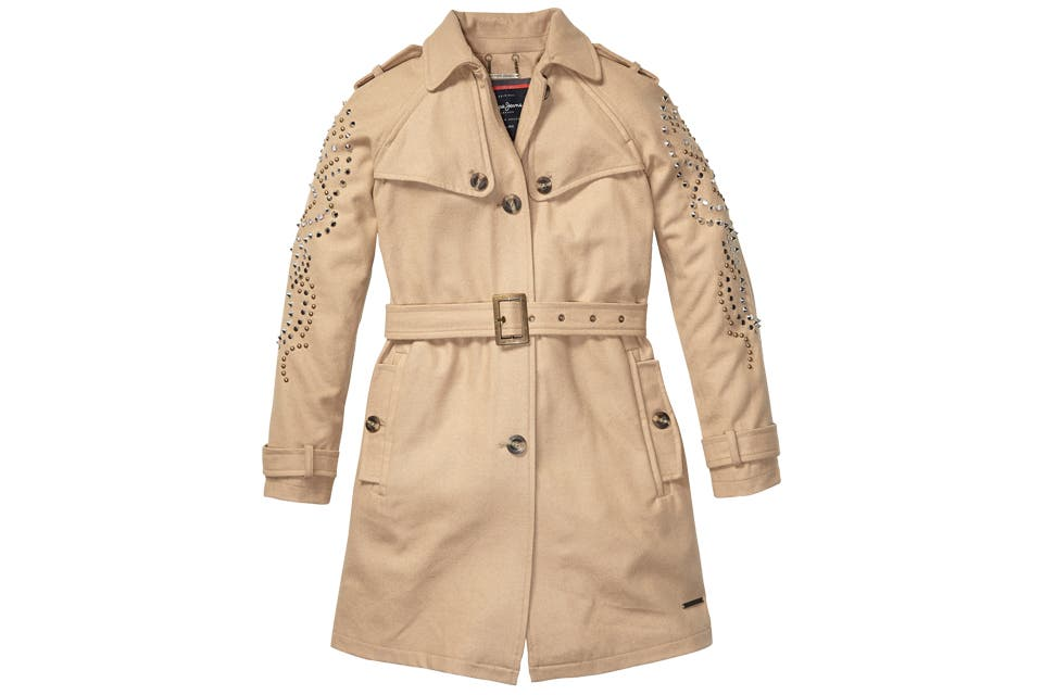 Trench (Pepe Jeans, $1890).