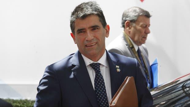 Raúl Sendic, en el ojo de la tormenta por un título universitario declarado