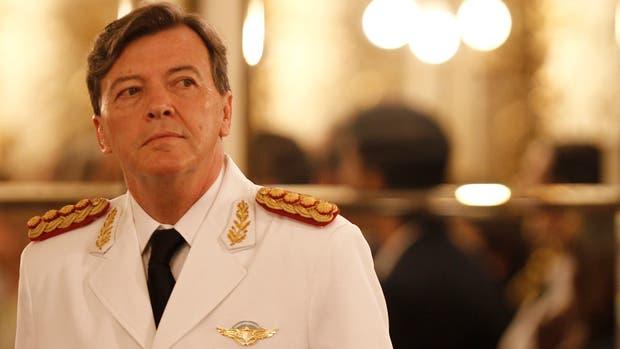 El ex jefe del Ejército, César Milani
