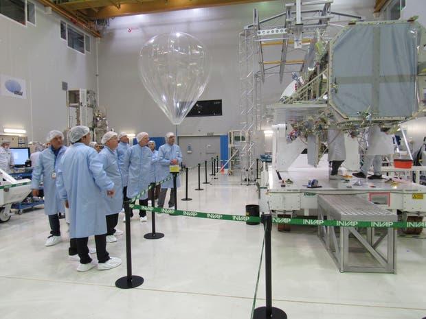 Durante una semana, expertos de distintas agencias espaciales evaluaron la marcha del Saocom, el próximo satélite científico argentino