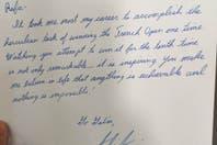 """La carta que Agassi le escribió a Nadal: """"Me hiciste creer que nada es imposible"""""""