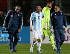 LANACION junto a la Selección: ¿llega Messi al debut frente a Chile?