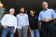 Renuncias masivas en la AFA: se fueron Daniel Angelici, Rodolfo D'Onofrio, Víctor Blanco y Matías Lammens