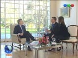 """Mauricio Macri: """"Lo peor ya pasó"""" - Fuente: TELEFE"""