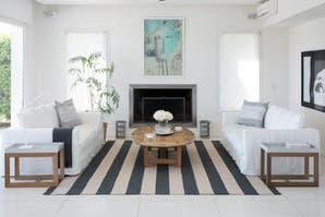 Con paso firme: alfombras para todos los espacios