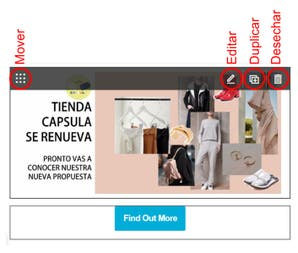 2° parte: Tutorial de diseño de un Newsletter