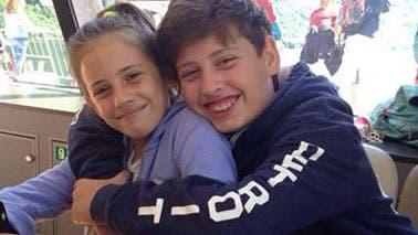 Clara y Dante son argentinos pero viven en Barcelona
