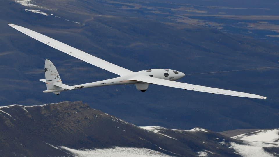 Perlan II, un aeroplano único en el mundo, con la mayor tecnología aplicada tanto en el cielo como en la tierra