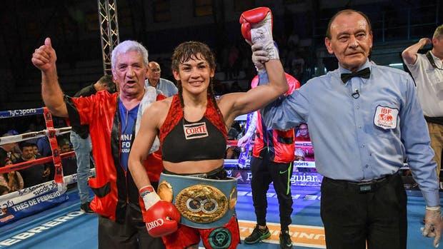 La Tigresa retuvo su título mundial