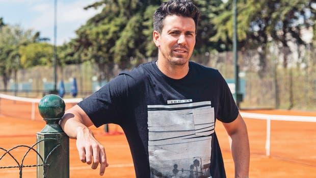 Juan Ignacio Chela, un tenista aprendiendo a vivir su nueva vida (no tan) lejos de las canchas