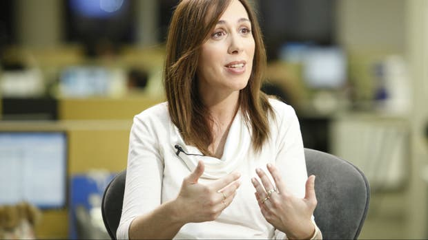Vidal confronta abiertamente con Cristina — En campaña